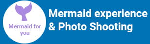 Mermaid for you. Mermaid experience & photo Shooting