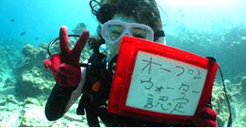 Advance divers recommendation. Diving license