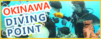 Okinawa famous diving point introduction